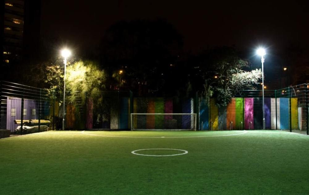 Three Corners football pitch