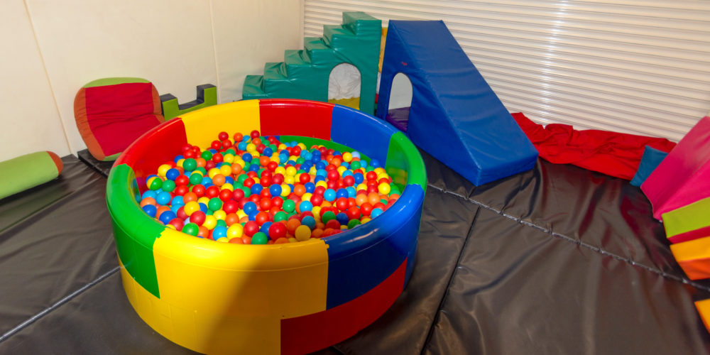 Three Corners sensory room