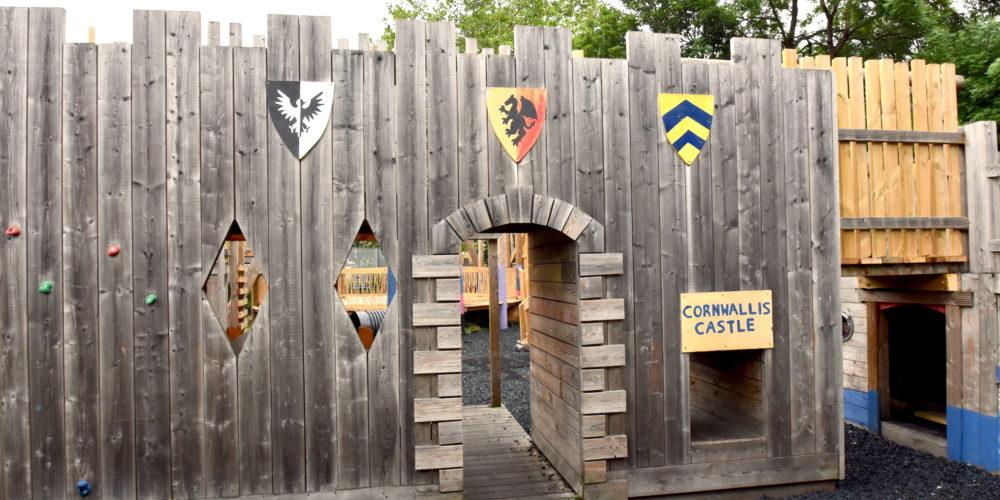 Cornwallis castle
