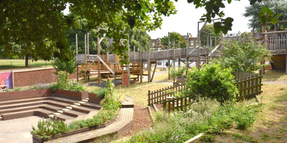 Barnard amphitheatre
