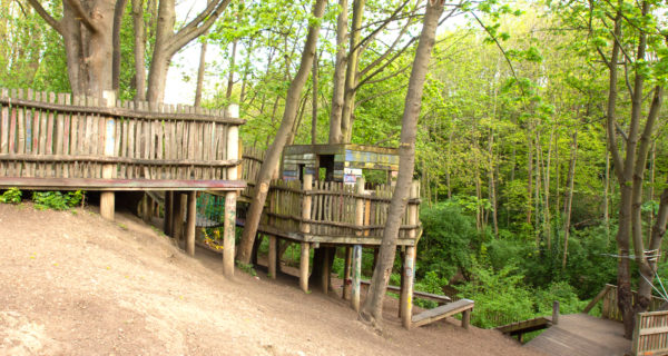 Cape Adventure Playground den